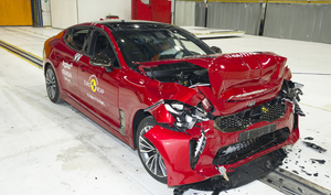 Kia Stinger | 5 Star ANCAP Safety Rating