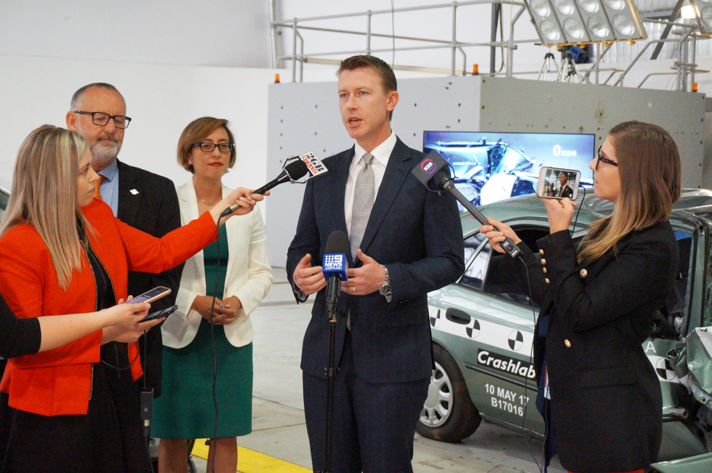 JOINT MEDIA RELEASE: Put safety at the top of your new car shopping checklist