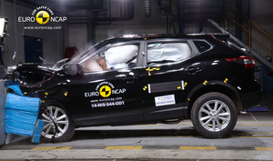 Nissan Qashqai | 5 Star ANCAP Safety Rating
