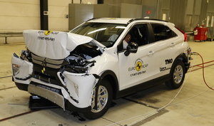Mitsubishi Eclipse Cross | 5 Star ANCAP Safety Rating