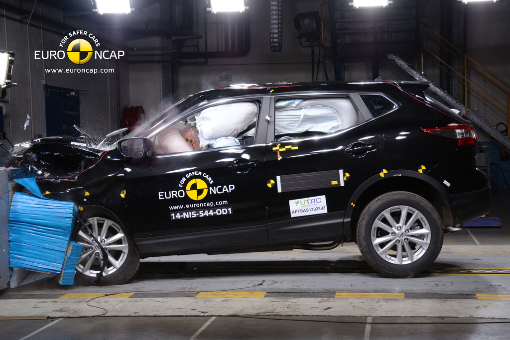 New Qashqai is 5 star but whats missing  ANCAP