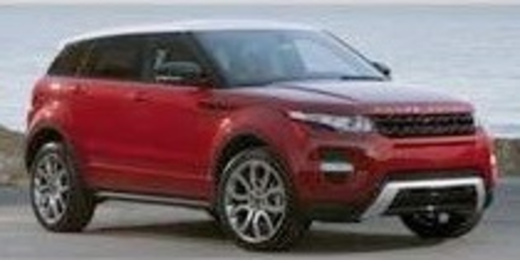 Land Rover Range Rover Evoque | 4 Star ANCAP Safety Rating