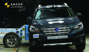 Subaru Outback | 5 Star ANCAP Safety Rating