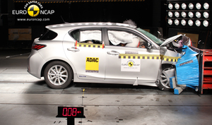 Lexus CT200h | 5 Star ANCAP Safety Rating