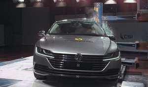 Volkswagen Arteon | 5 Star ANCAP Safety Rating