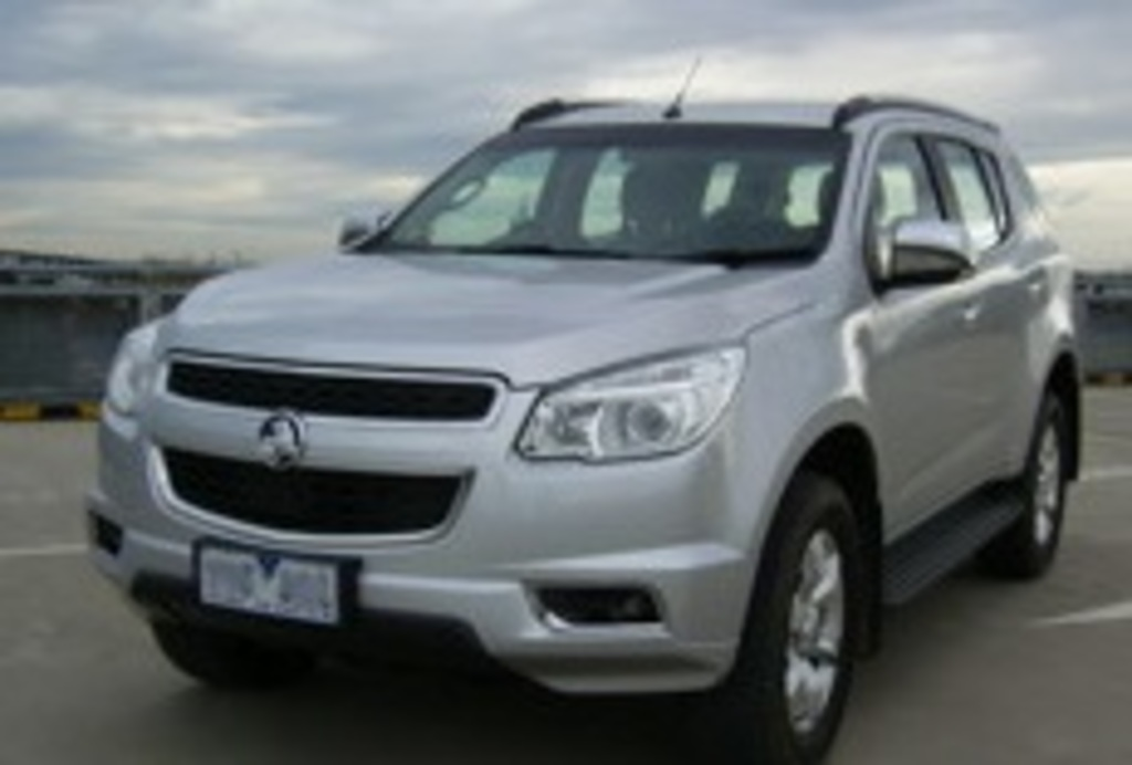 Holden Colorado 7 | 5 Star ANCAP Safety Rating