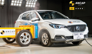 MG ZS | 4 Star ANCAP Safety Rating