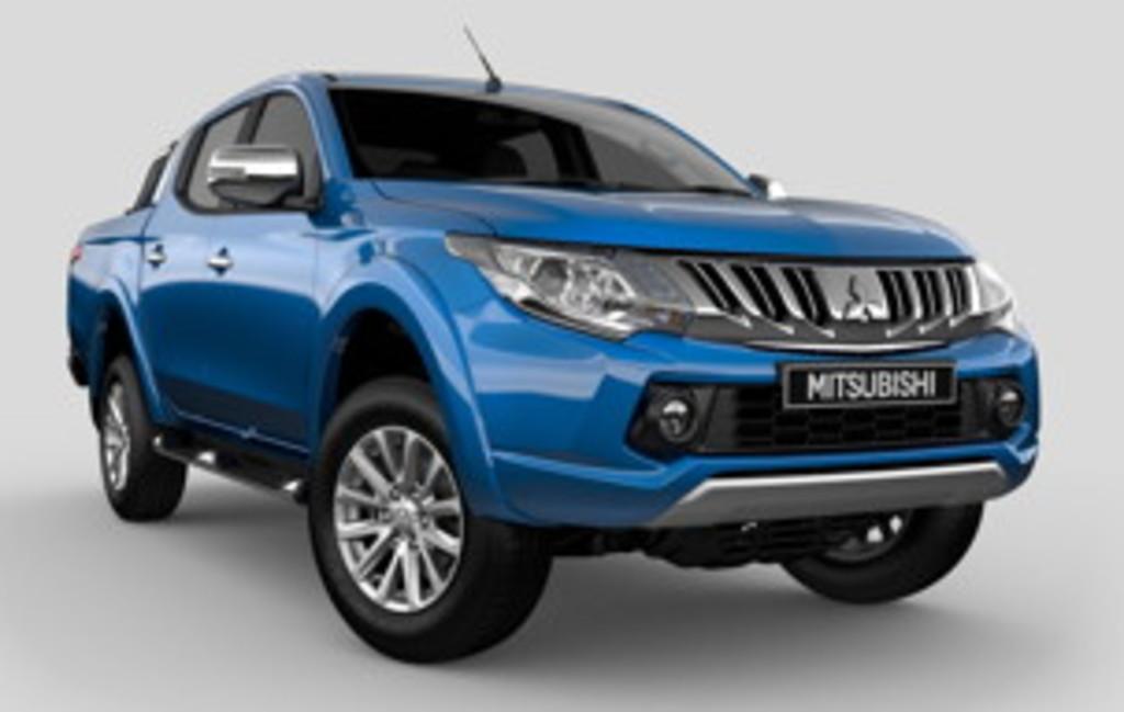 Mitsubishi Triton | 5 Star ANCAP Safety Rating