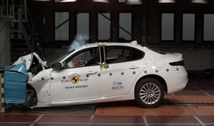 Alfa Romeo Giulia | 5 Star ANCAP Safety Rating