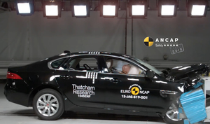 Jaguar XF | 5 Star ANCAP Safety Rating