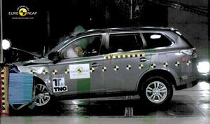 Mitsubishi Outlander | 5 Star ANCAP Safety Rating