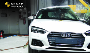 Audi A5 | 5 Star ANCAP Safety Rating