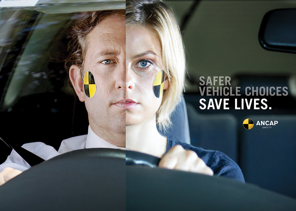 A new campaign to get us thinking: 'Safer Vehicle Choices Save Lives'