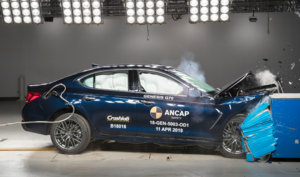 Genesis G70 | 5 Star ANCAP Safety Rating