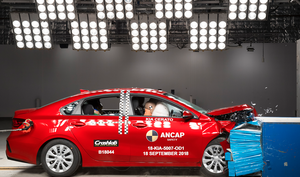Kia Cerato | 4 Star ANCAP Safety Rating