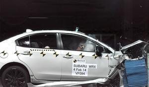 Subaru Levorg   5 Star ANCAP Safety Rating