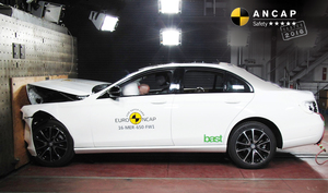 Mercedes-Benz E-Class | 5 Star ANCAP Safety Rating