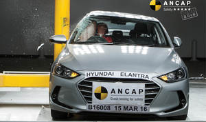 Hyundai Elantra | 5 Star ANCAP Safety Rating