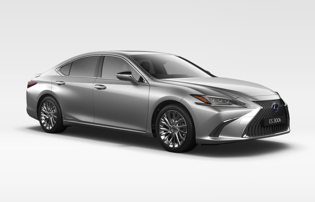 Lexus ES300h | 5 Star ANCAP Safety Rating