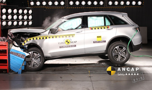 Mercedes-Benz GLC | 5 Star ANCAP Safety Rating