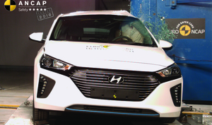 Hyundai Ioniq   5 Star ANCAP Safety Rating