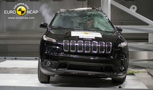 Jeep Cherokee | 5 Star ANCAP Safety Rating
