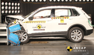 Volkswagen Tiguan | 5 Star ANCAP Safety Rating