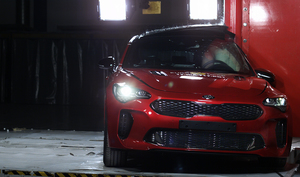 Kia Stinger | 5 Star ANCAP Safety Rating