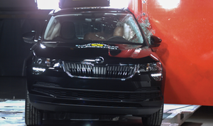 Skoda Karoq | 5 Star ANCAP Safety Rating