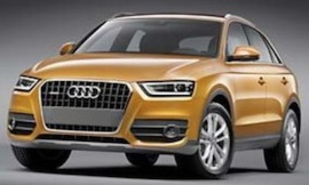 Audi Q3 | 5 Star ANCAP Safety Rating