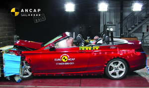 Mercedes-Benz C-Class Cabriolet | 5 Star ANCAP Safety Rating