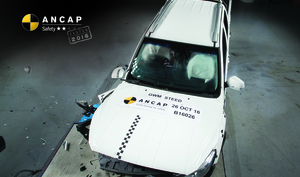 Great Wall Motors Steed | 2 Star ANCAP Safety Rating