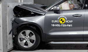 Volvo XC40 | 5 Star ANCAP Safety Rating