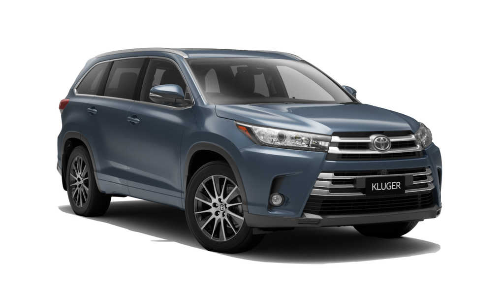 Toyota Kluger / Highlander | 5 Star ANCAP Safety Rating