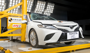 Toyota Camry | 5 Star ANCAP Safety Rating