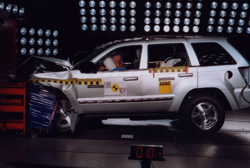 jeep grand cherokee sep 2005 2008 crash test results ancap. Black Bedroom Furniture Sets. Home Design Ideas