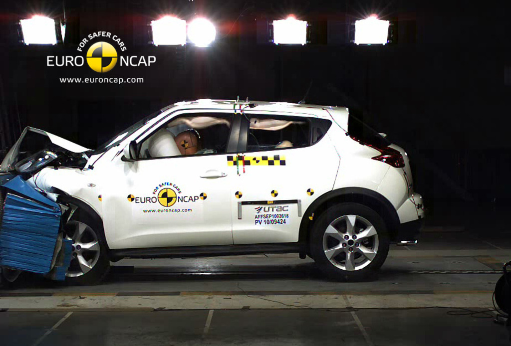 Australasias next electric car achieves top safety rating  ANCAP
