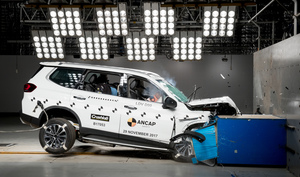 LDV D90 | 5 Star ANCAP Safety Rating