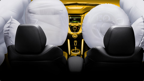 ANCAP Saftey Feature - Airbags