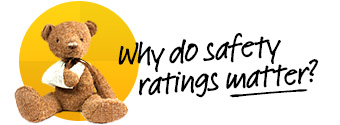 Safety ratings matter