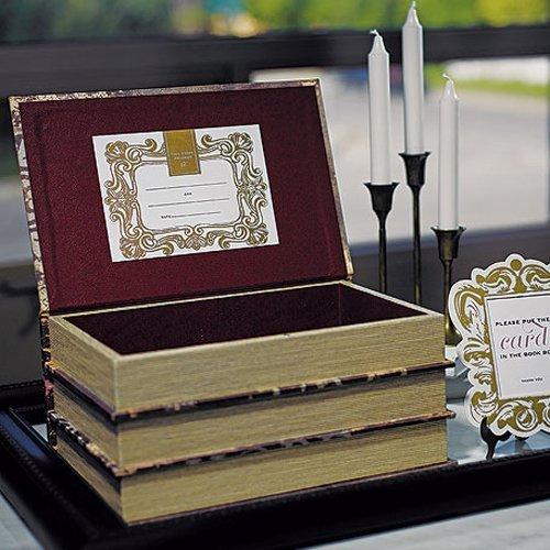 Wedding Card Box Ideas 92 Vintage Creative Ways to Reuse