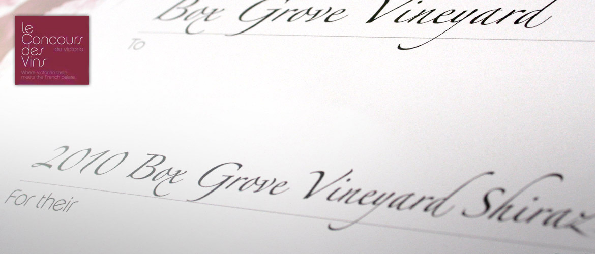 Box-grove-2010-shiraz-roussanne-enjoys-success-in-french-chamber-of-commerce-wine-judging