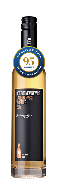 2016 Late Harvest Viognier