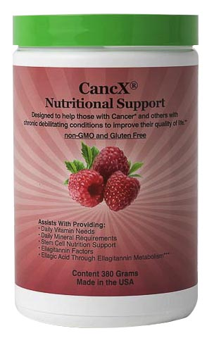 CanceX Nutritional Support