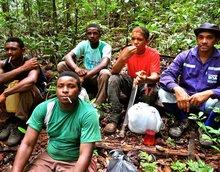 Project thumb quilombolas jamari