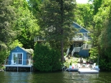 The TreeHouse on Lake Kash