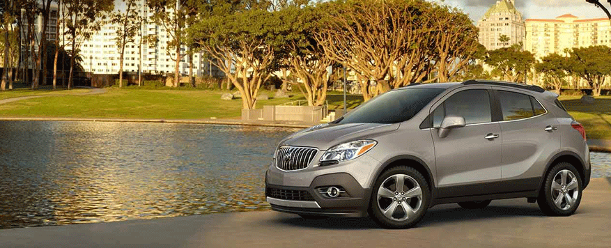 2014 Buick Encore Landing page Image