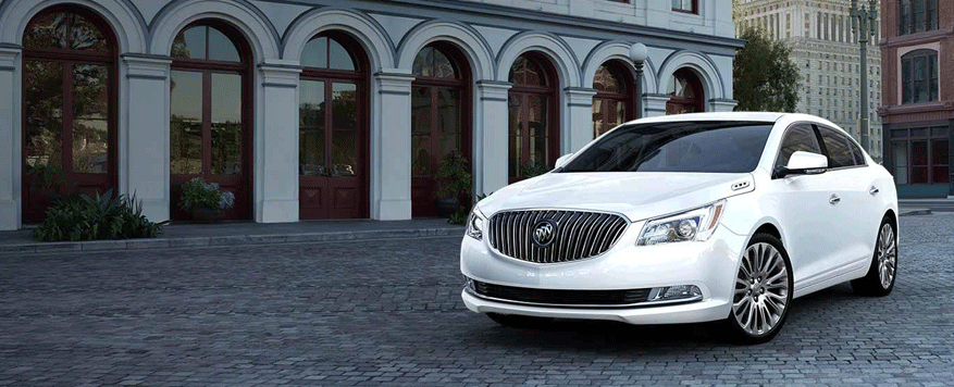 2014 Buick LaCrosse Landing page Image