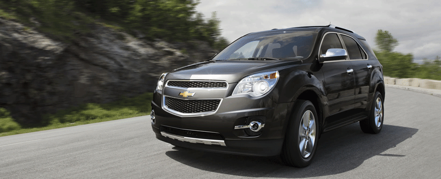 2014 Chevrolet Equinox Landing page Image
