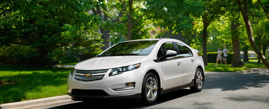 2014 Chevrolet Volt Landing page Image